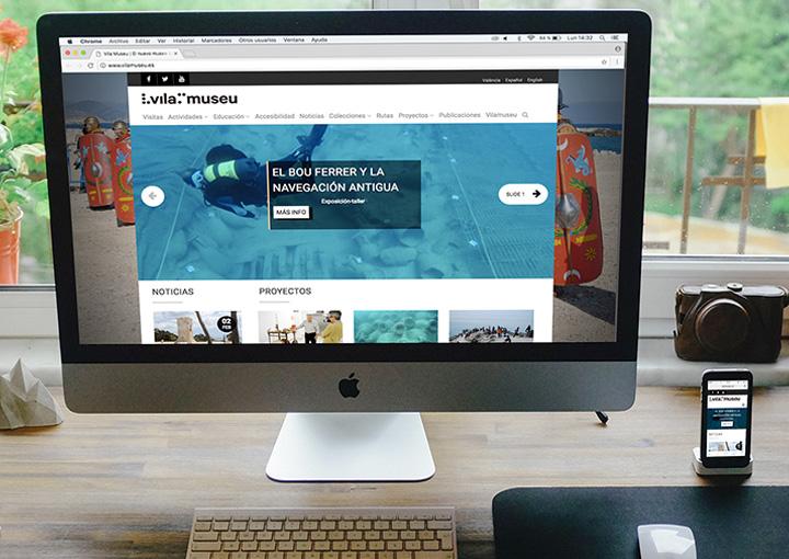 Web vilamuseu